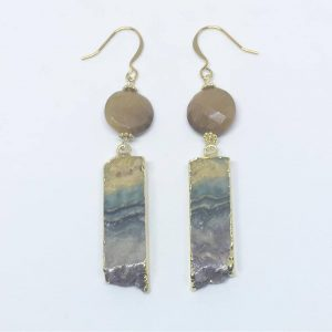 Western Sunset Earrings