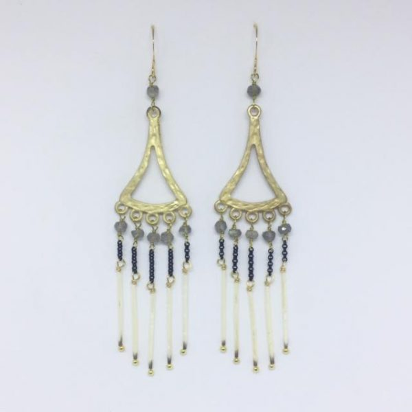 Roaring Earrings